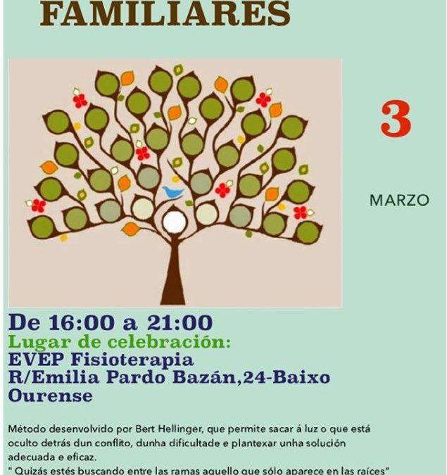 Taller de constelaciones familiares (03/03/2018).