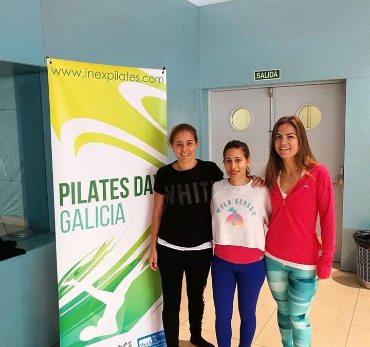 Formación realizada en Pilates.