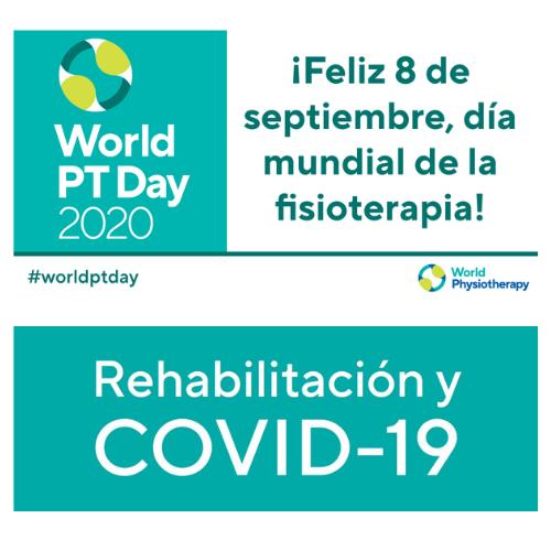 EVEP FISIOTERAPIA- 8 Septiembre, Día Mundial de la Fisioterapia.
